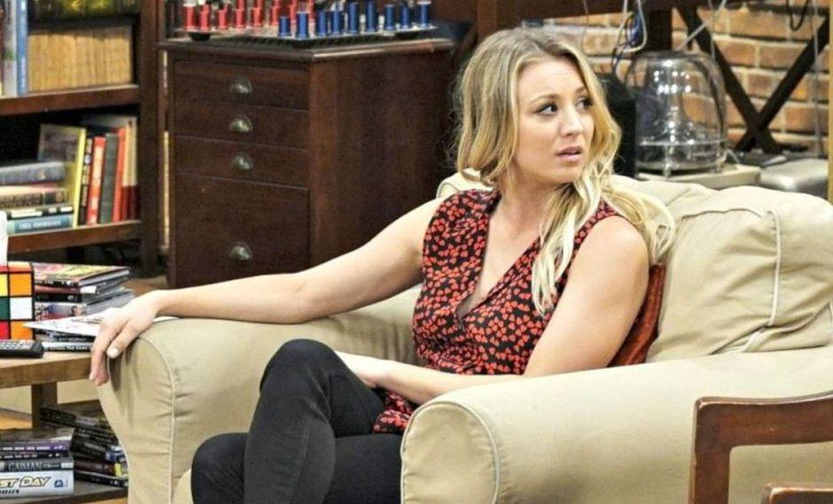 Kaley Cuoco afronta con tristeza el final de 'The Big Bang Theory' | FOTOS