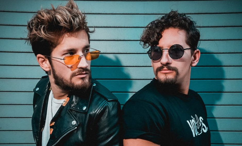 Mau y Ricky se presentan en Barranco este 28 de julio