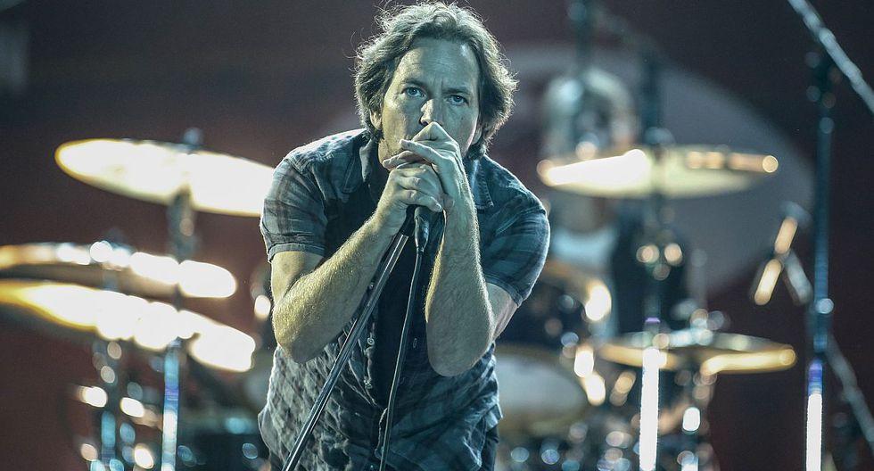 Pearl Jam presentará su nuevo disco con show en el teatro Apollo de Nueva York. (Foto: AFP)