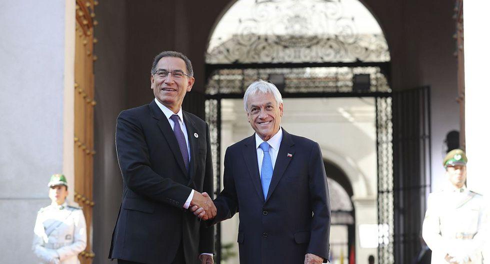 Martín Vizcarra y Sebastián Piñera se reunirán luego de un año desde el II Gabinete Binacional realizado en el 2018. (Foto: Andina)