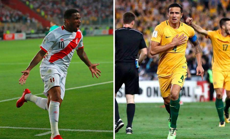 El Perú vs Australia se jugará en el estadio Fisht. (Foto: Andina)