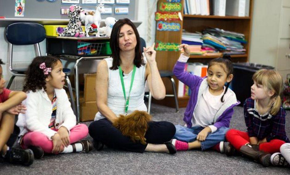 Vacantes para docentes en Estados Unidos. (Difusión)
