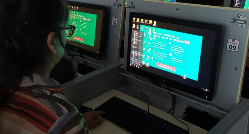 De esta forma Microsoft realizó una capacitación para personas con discapacidad visual. (Foto: Microsoft)