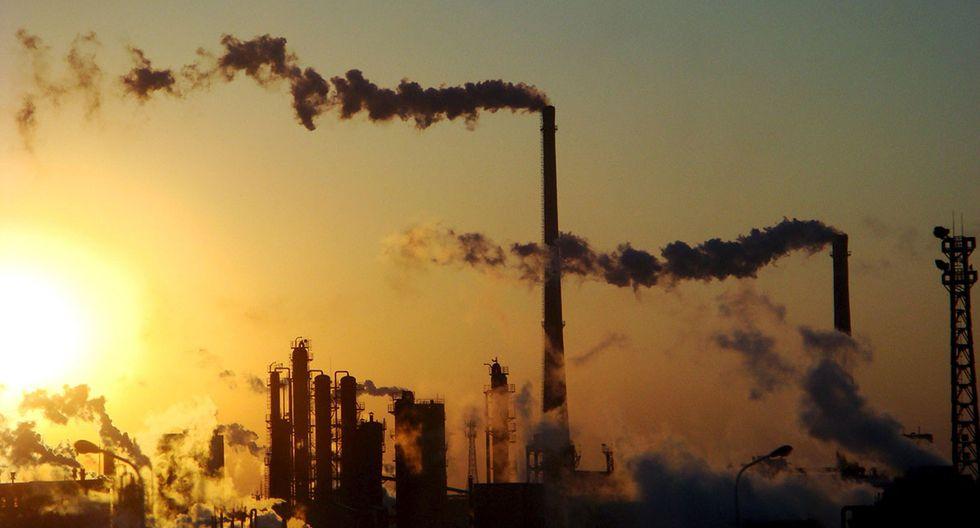 No hay una desaceleración o disminución de los gases con efecto invernadero en la atmósfera a pesar de los esfuerzos realizados, reportó la ONU. (Foto: EFE)