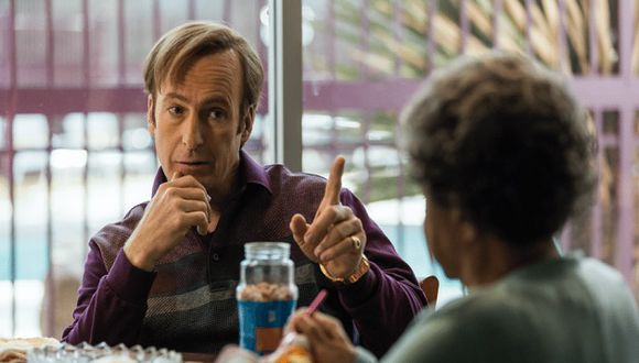 Better Call Saul podría incluir a otro Breaking Bad (Foto: AMC)