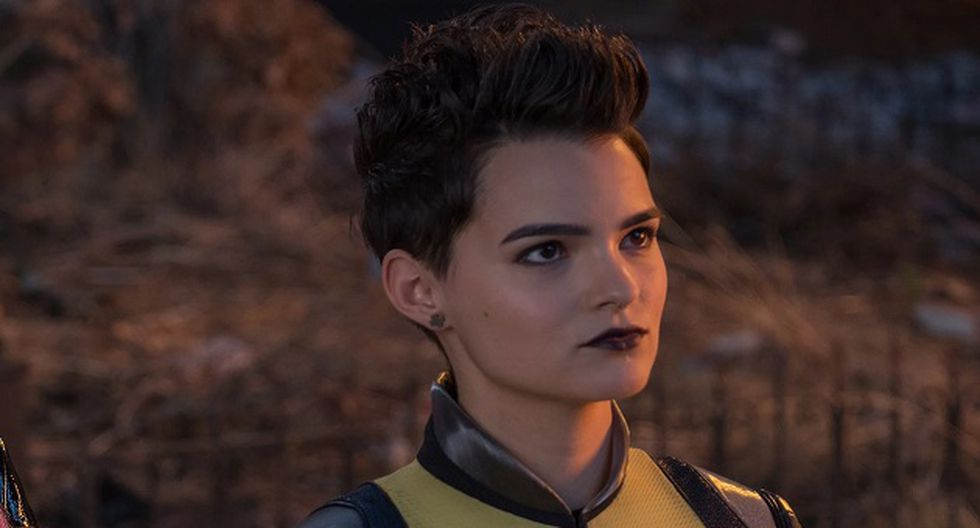 Brianna Hildebrand interpreta a Negasonic Teenage Warhead en Deadpool (Foto: FOX)