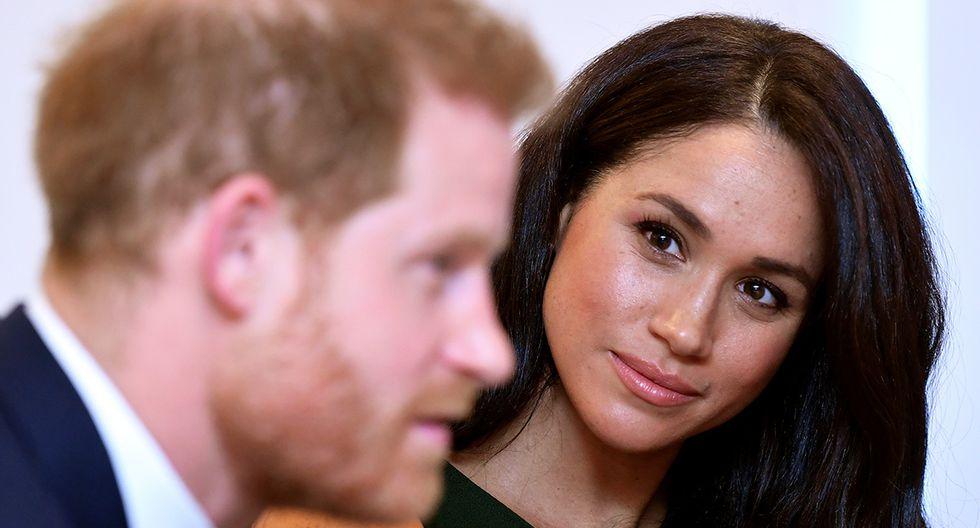 """Harry y Meghan dejarán de utilizar la denominación """"Sussex Royal"""". (Foto: AFP/Archivo)"""