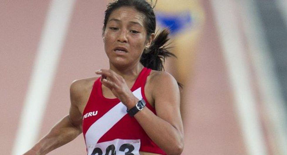 Inés Melchor anunció que se retirará del atletismo tras los Juegos Olímpicos de Tokio 2020. Foto: Getty
