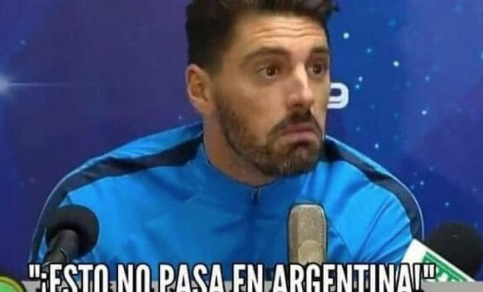 Chile: recuerdan el día que arquero de San Lorenzo dijo que en Argentina no atacan buses con piedras