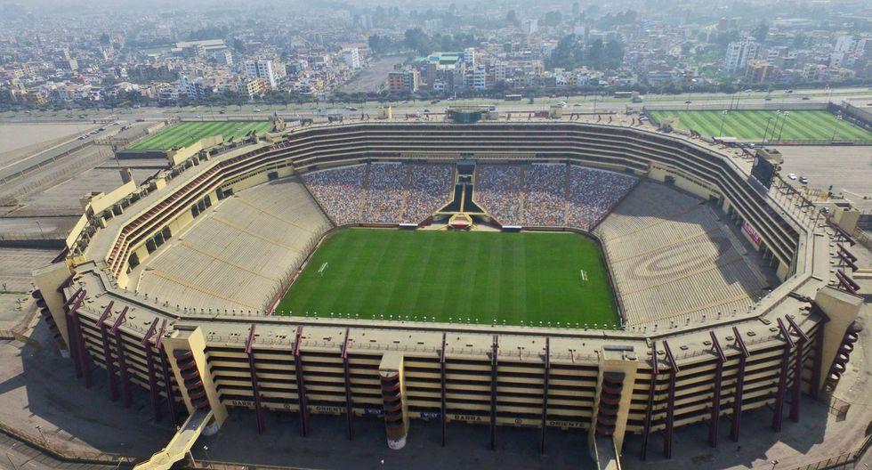 El robo de equipos al interior del estadio Monumental ocurrió el pasado 20 de noviembre. (Foto: Andina)
