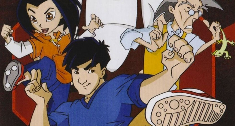 La vez que Jackie Chan usó los poderes de los animales del zodiaco chino para salvar el mundo (Foto: Cartoon Network)