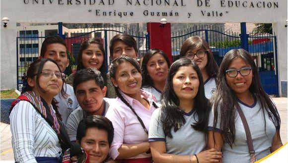 La Universidad Enrique Guzmán y Valle La Cantuta obtuvo el licenciamiento institucional de Sunedu. (Facebook)