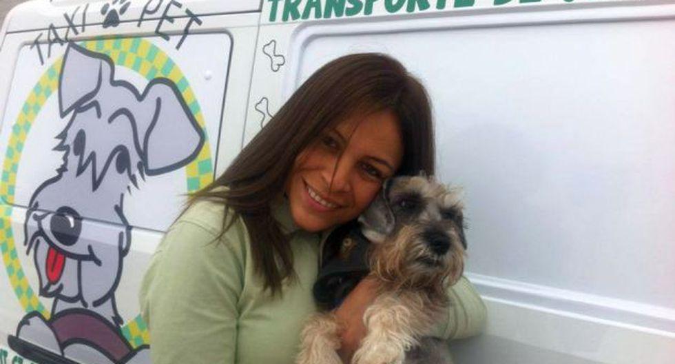 El buen trato a las mascotas está asegurado con Glenda Aguirre. (Foto: Difusión)