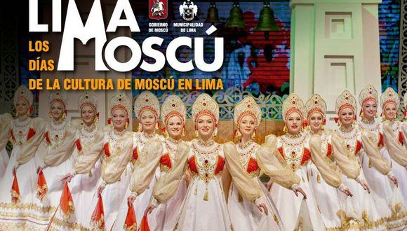 Los vecinos de la capital tendrán la posibilidad de conocer parte de la cultura rusa. (Foto: MML)