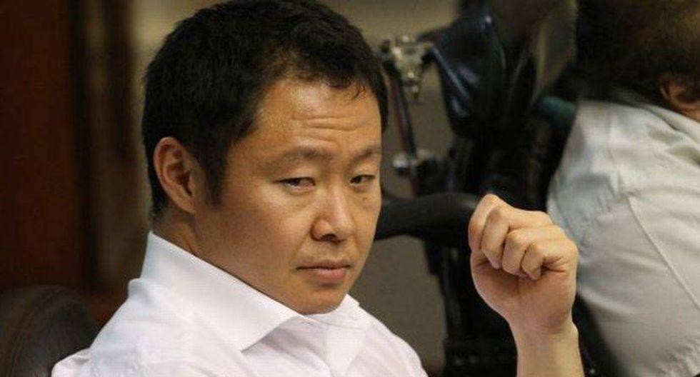 Cabe destacar que Kenji Fujimori fue suspendido del disuelto Congreso en junio el 2018 junto con Bienvenido Ramírez y Guillermo Bocángel por presuntamente participar en una compra de votos a favor del expresidente PPK. (Foto: GEC)