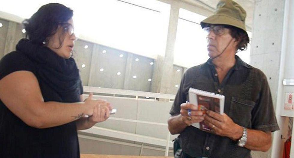 Tras la visita de Edwin Donayre al LUM, la trabajadora fue despedida (Foto: Captura de pantalla)