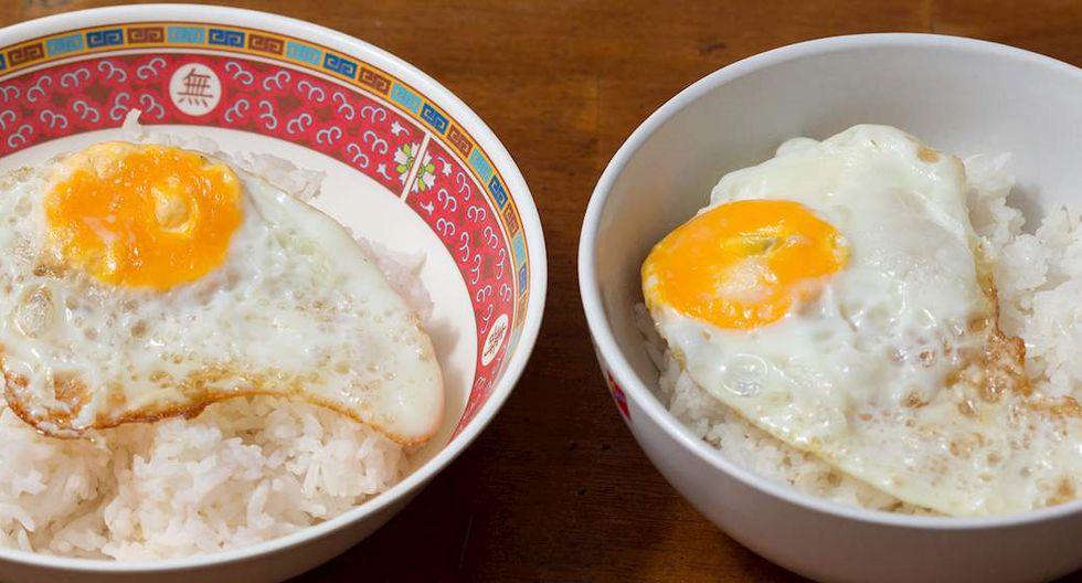 Arroz con huevo: 'plato chileno' entre los mejores de Latinoamérica