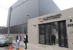 Contraloría ofrece 300 plazas con sueldos de 5.500 soles