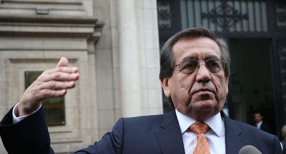 Jorge del Castillo había pedido, a través de su abogado, que no se utilicen los audios con su exasesora como pruebas. (Foto: Andina)