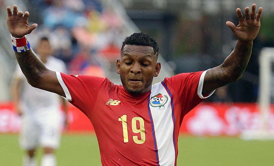 Universitario: Alberto Quintero convocado a selección de Panamá para enfrentar a Brasil