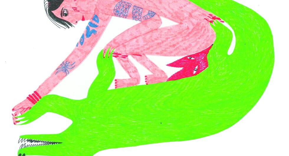 La Galería del Momento se inaugura con Power Paola, artista plástica, historietista e ilustradora colombo-ecuatoriana