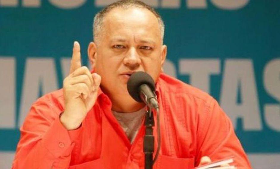 Diosdado Cabello dice que compatriotas emigran por moda y estatus. | Foto: EFE