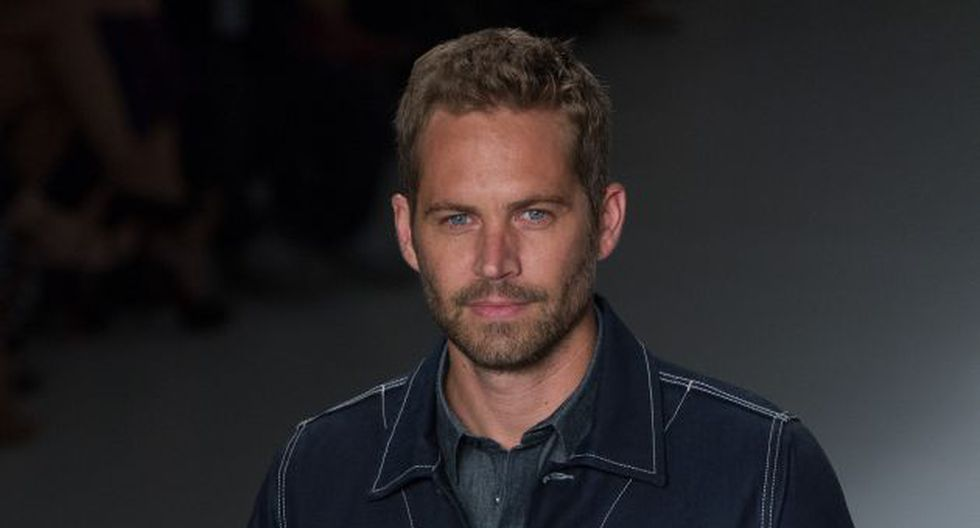 Paul Walker falleció en el 2013 por un accidente automovilístico. (AFP)