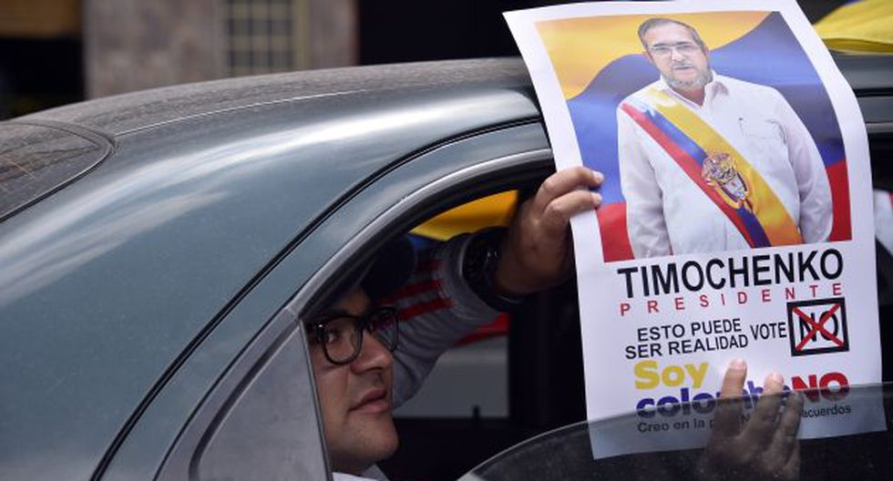 Colombia vive un álgido momento. (AFP)