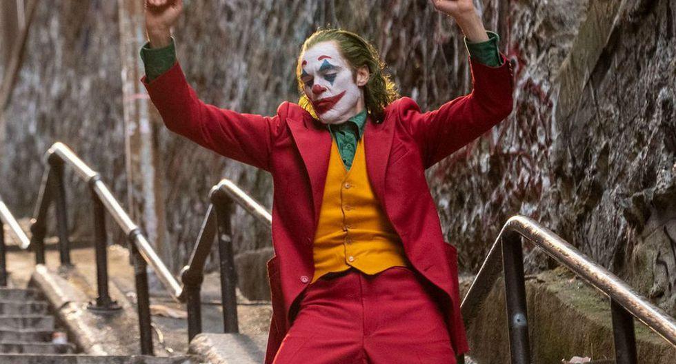 Joaquin Phoenix en Joker. (Foto: Warner Bros.)