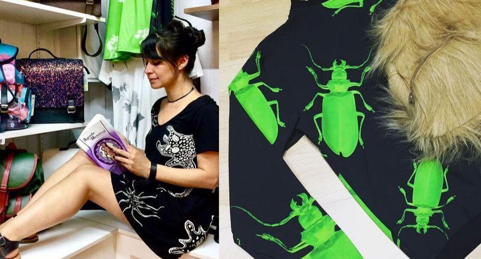 Endémica es una propuesta de moda que une la moda y la biología. (Fotos: Endémica)