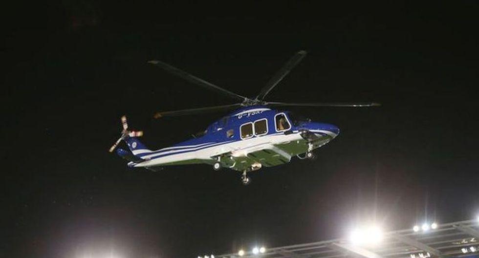Vichai Srivaddhanaprabha, murió el pasado sábado por la noche tras caerse de su helicóptero