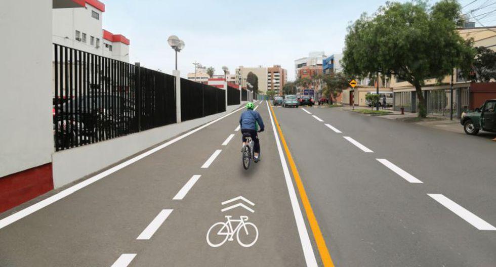 La obra conectará la zona de Corpac con el Centro Financiero de San Isidro. (Foto: Difusión)