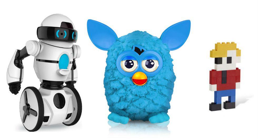 Hasbro indicó que se llegaron a  vender 27 millones de ejemplares de Furby en el primer año de comercialización. (MiP Robot   Hasbro   Lego)