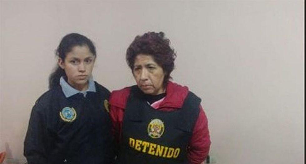 Verónica Rojas Aguirre deberá pagar una reparación civil de 20 mil soles y seguir diversas normas de conducta. (Foto: GEC)