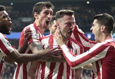 Atlético de Madrid: jugadores se reducen 70% de sueldos
