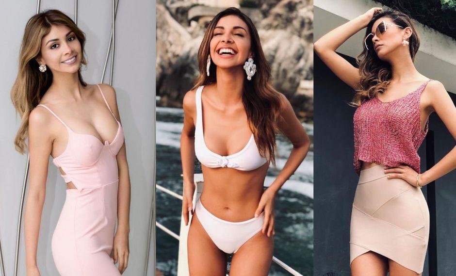 Miss Perú 2019: Pamela Sánchez fue presentada como la quinta candidata al certamen | FOTOS Y VIDEO
