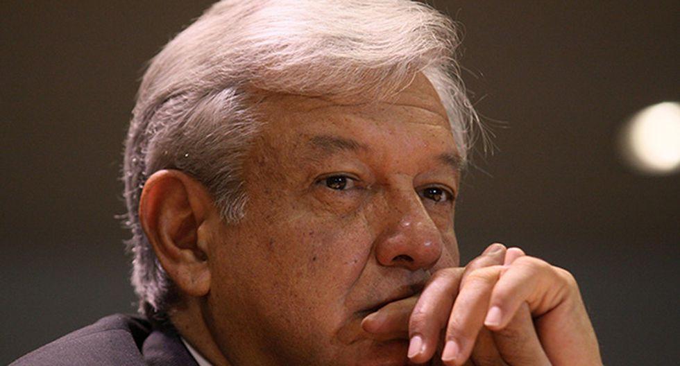 AMLO defendió la libertad de expresión tras el suceso acontecido con el periodista Jorge Ramos y su equipo de Univisión en el Palacio de Miraflores de Venezuela. (Foto: EFE)