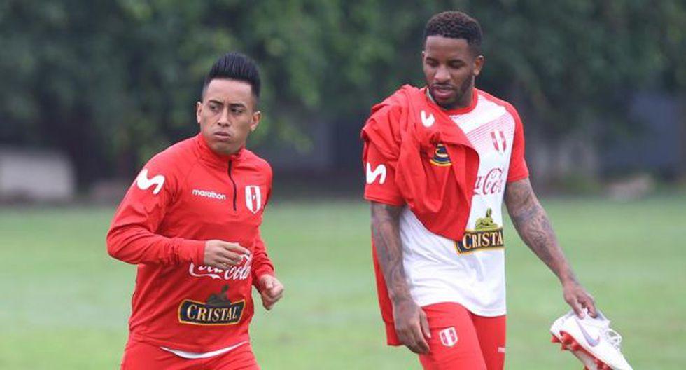Jefferson Farfán no juega un partido oficial desde junio del 2019, en el Perú-Brasil de la fase grupos de la Copa América. (Foto: Fernando Sangama / GEC)