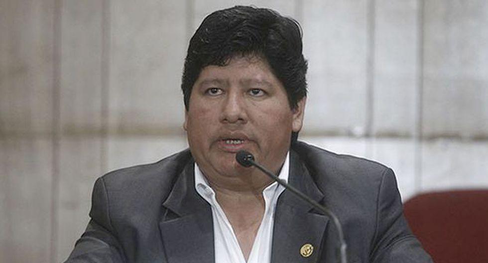 Edwin Oviedo es sindicado como presunto cabecilla de la organización criminal 'Los Wachiturros de Tumán'. (Foto: Agencia Andina)