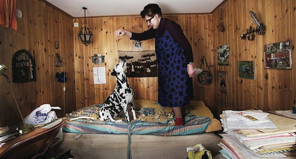 Foto ganadora del 2011 en la categoría Relaciones. Se llama 'Amigos' y fue tomada por un joven fotógrafo sueco.