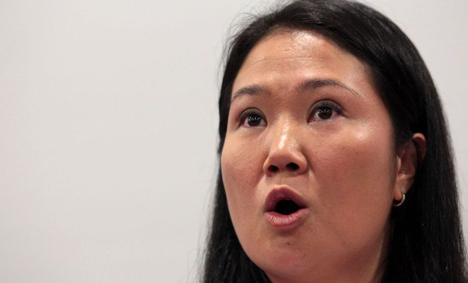 Keiko Fujimori (Foto: Agencia Andina)