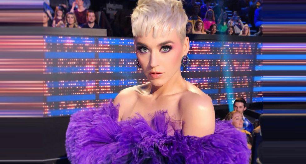 Katy Perry alcanzó el quinto puesto con US$83 millones. (Foto: @katyperry)